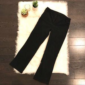 Pants - Thin Black Petite Pants